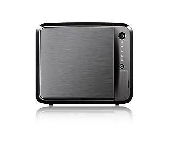 Zyxel Dispositivo de almacenamiento en red NAS [4 módulos] con acceso remoto y transmisión multimedia [NAS540]