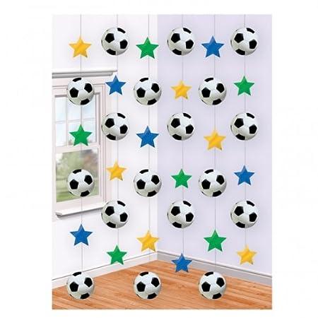 Campeonato de Fútbol Fiesta de cumpleaños Decoración y ...