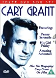 Cary Grant - Penny Serenade, His Girl Friday, Amazing Adventure