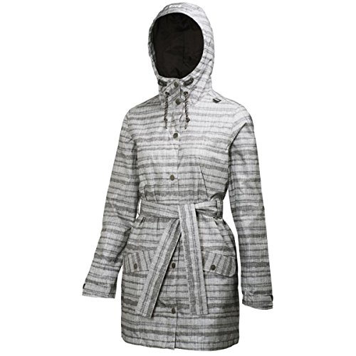 w lyness coat Hansen femme Melange pour manteau Ebony Helly q5B6pwx