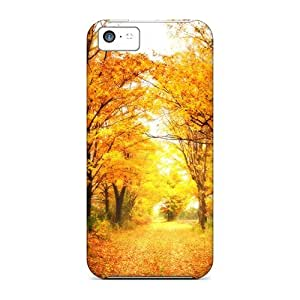 Iphone 5c Case Bumper Tpu Skin Cover For Fall Fantasy Accessories by lolosakes