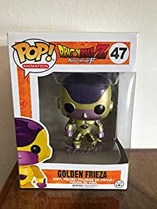 Funko 599386031 - Figura Dragon Ball z - Golden Freezer ed. Limitada