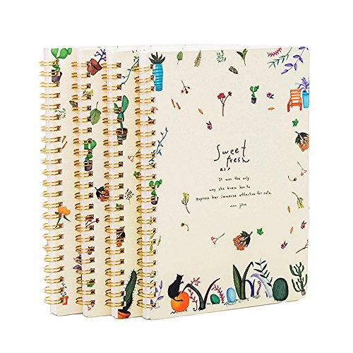 A4 Spiral Notebook - 9