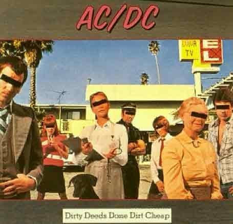Dirty Deeds Done Dirt Cheap [Vinyl] (Cheap Records Vinyl)