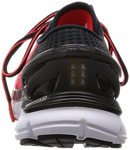 Under Armour Speedform Gemini 2 - Zapatillas de deporte Hombre Rojo / Blanco / Negro
