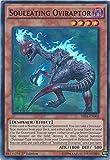 Souleating Oviraptor - SR04-EN002 - Super Rare - 1st Edition - Structure Deck: Dinosmasher's Fury (1st Edition)