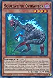 Souleating Oviraptor - SR04-EN002 - Super Rare - 1st Edition - Structure Deck: Dinosmasher s Fury (1st Edition)