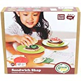 Green Toys Sandwich Shop, Assorted