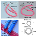 Replacement Tube by CardioTubes fits Littmann