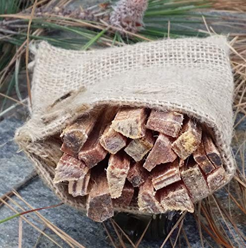 Fatwood Firestarters 40 Sticks All Natural Hand Cut in USA Survival Kit Backpacking Camping Hunting Fishing Emergency Kits Bug Out Kits Steve Kaeser