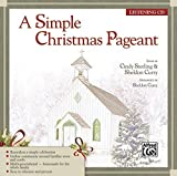 A Simple Christmas Pageant (CD) by Cindy Sterling (2009-10-23)