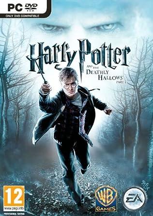 Harry Potter and the Deathly Hallows Part 1 game pc dvd-ის სურათის შედეგი