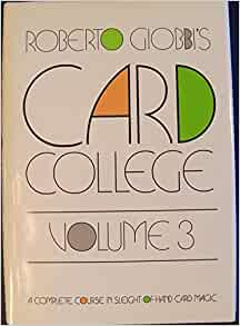 roberto giobbi card college pdf free download