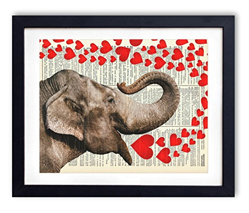 Elephant Art Print - 6