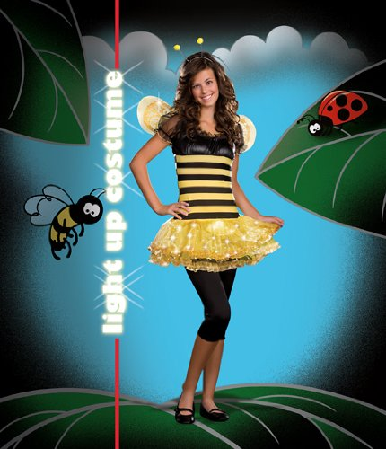 Junior Busy Lil' Bee Costume - Teen (Busy Bee Junior Costumes)