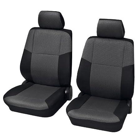 Sitzbezüge schwarz vorne ARE RENAULT SCENIC