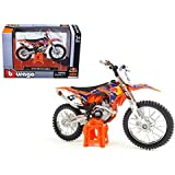 "Bburago Ktm 450 Sx-F #5 Ryan Dungey ""Red Bull"" 1/18 Motorcycle 51072"