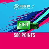 FIFA 19: 500 FIFA Points - PS4 [Digital Code]