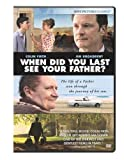 When Did You Last See Your Father? poster thumbnail