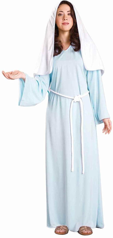 sc 1 st  Amazon.com & Amazon.com: Biblical Times Lady of Faith Adult Costume: Clothing