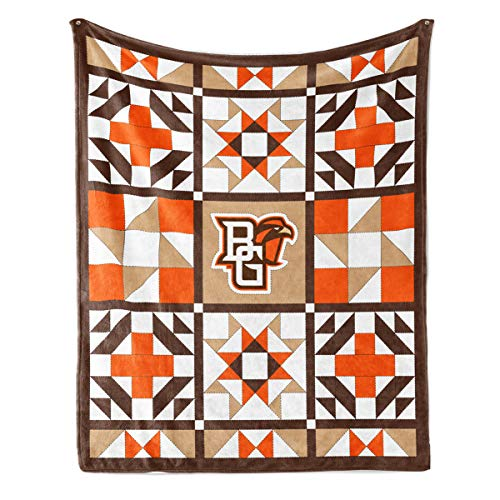 Official NCAA Bowling Green Falcons Fleece Blanket - 30x40]()