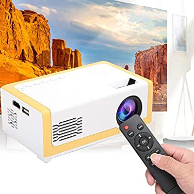 Mini Proyector para Niños, Full HD 1080P Proyector Video LED ...