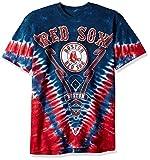 Liquid Blue Men's Red Sox V T-Shirt