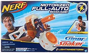 Nerf super soaker lightningstorm