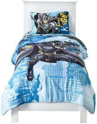 Amazon.com: Batman Comforter & Sheets Bed in bag TWIN bed in a bag