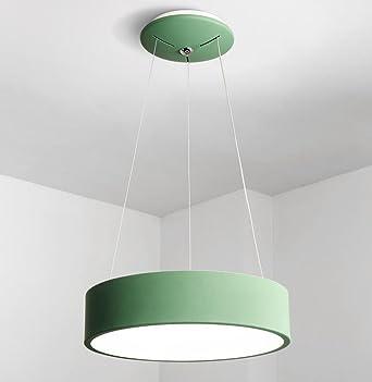 Daeou Led Restaurant Lichter Leuchten Schlafzimmer Wohnzimmer Kronleuchter  Beleuchtung Weiß Schatten Material: Acryl Licht