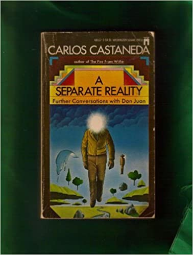 Book A Separate Reality by Carlos Castaneda (1972-01-01)