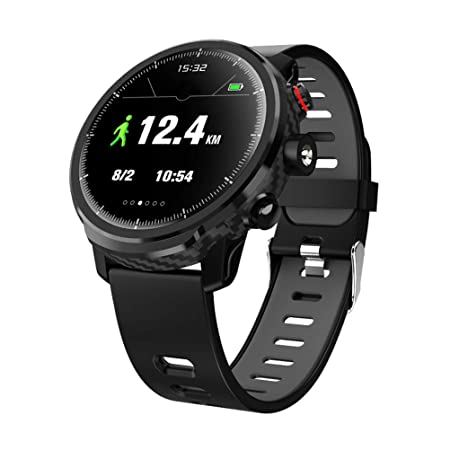 Hemobllo Smartwatch, L5 Bluetooth Smart Watch pulsómetro ...