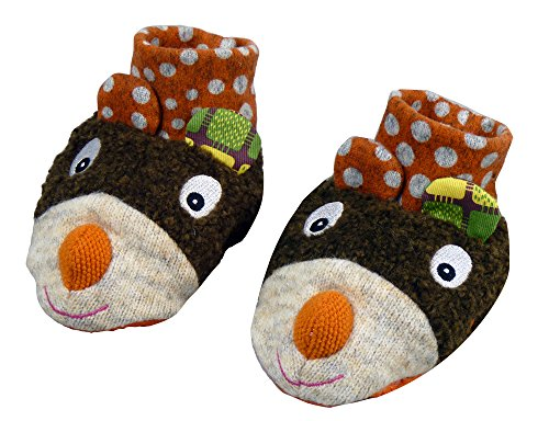 Chaussons tizours Woodours