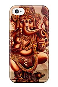 For Iphone Case, High Quality Ganesh God For Iphone 4/4s Cover Cases