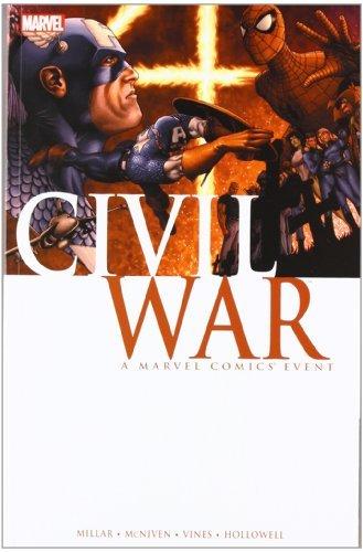 BargainAlert: Marvel Civil War Graphic Novels
