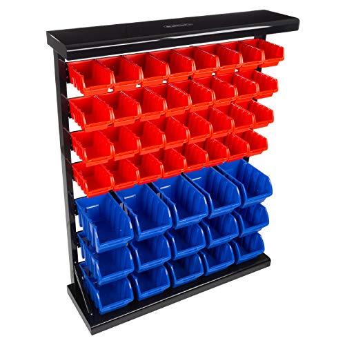Expert choice for bolt storage rack