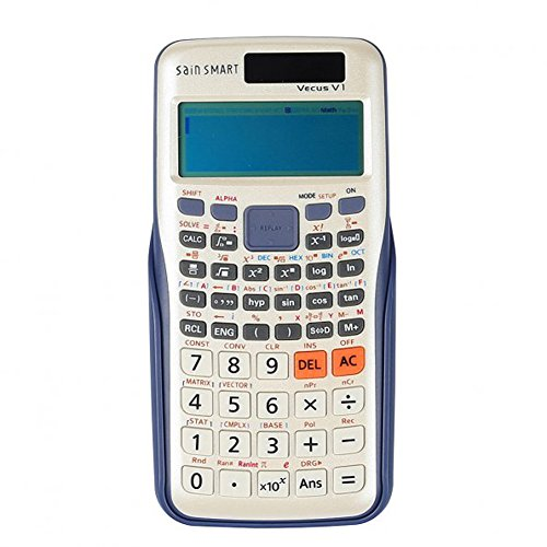 Advanced student science function calculator - 5