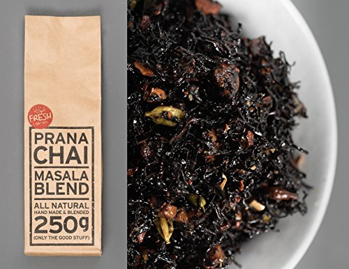 Prana Chai Masala Blend 250 g - All-Natural, no sugars, no syrups, no concentrates, no preservatives. Only The Good Stuff by Prana Chai