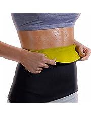 Cenblue Hot Shapers Sweat bel kemeri, Hot çıkarılır ve fitness Body şekillendirici Wrap Yoga Fitness işletmeler Korse Workout Thermo Wear selülitin Anti bel Trainer kemer