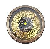 Brass Nautical - Brass Compass - 2 inches Diameter