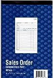 Sales Order Book - 8.5'' x 11'' - 30 sets 60 pcs sku# 1294778MA