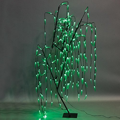 Led Lighted Willow Tree in US - 4