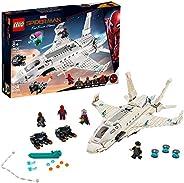 Lego Super Heroes O Avião a Jato de Stark e o Ataque do Dr 76130