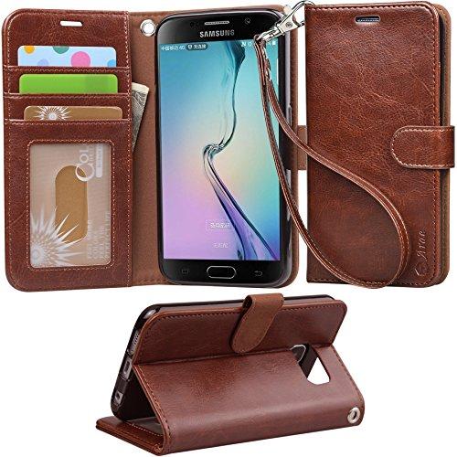 Arae Samsung Kickstand Feature leather
