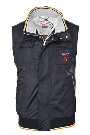 Polyester Marine PaulShark SVêtements Et Vest Man L5R4Aj