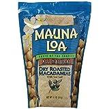Mauna Loa Dry Roasted With Sea Salt Macadamia Nuts, 12-Ounce Package (Pack of 3) by Mauna Loa [Foods]