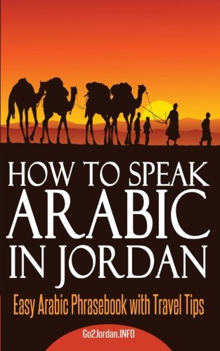 How to Speak Arabic In Jordan: Easy Arabic Phrasebook with Travel Tips