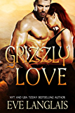 Grizzly Love: Big Bear Romance (Kodiak Point Book 6)