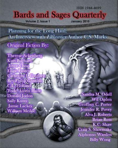 Bards And Sages January 2010 Cover