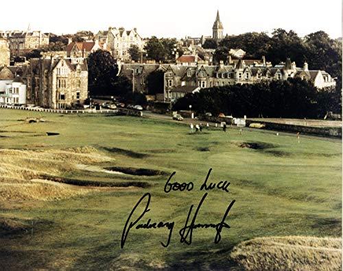 Padraig Harrington Autographed Signed 8x10 Photo - Certified Authentic (Golf Autograph 8x10 Certified Photo)